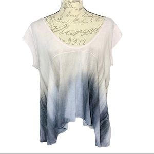 We the Free / Free People Cap Sleeve Top Sz S NWT